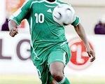 Okocha ký hợp đồng với Qatar Sports Club