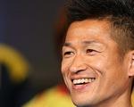 'Vua Kazu' sẽ thi đấu trong màu áo tuyển Nhật