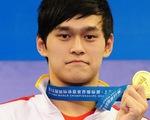 Sun Yang lập KLTG thứ hai tại giải