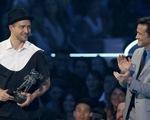Justin Timberlake thắng lớn tại MTV VMA 2013