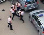 Gặp người chụp ảnh tài xế đánh nhau