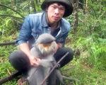'Giải cứu' động vật quý hiếm thả vào rừng