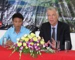'Running Man' Vũ Xuân Tiến chạy marathon quảng bá Sapa