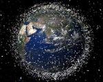 Rác thải vũ trụ dày đặc quanh Trái đất