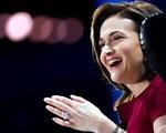 Sheryl Sandberg - nữ tỉ phú trẻ mới nổi của Facebook
