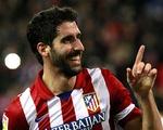 Atletico Madrid trói chân Raul Garcia đến năm 2018
