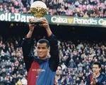 Rivaldo giải nghệ ở tuổi 41