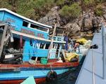Vùng 5 Hải quân cứu tàu bị nạn trên biển