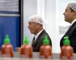 Đơn kiện nhà máy tương ớt Sriracha bị bác bỏ