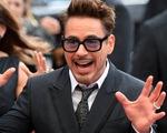 'Người sắt' Robert Downey Jr hai năm liên tiếp đắt giá nhất Hollywood