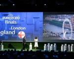 London tổ chức trận chung kết Euro 2020