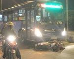 Liên tiếp hai vụ tai nạn xe buýt, 3 người bị thương