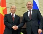 Việt Nam - Nga tăng cường hợp tác điện hạt nhân, dầu khí