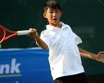 Tay vợt Nguyễn Văn Phương vô địch U-14 châu Á nhóm II