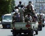 Ả Rập Saudi không kích phiến quân Houthi ở Yemen