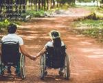 Chụp hình miễn phí, chúc phúc người khuyết tật