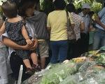 Đi phiên chợ xanh ở Sài Gòn