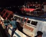 Gian nan đòi tiền bảo hiểm khi tàu cá gặp nạn