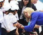 Đệ nhị phu nhân Mỹ Jill Biden đến Việt Nam