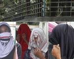Giải cứu 12 người Lào bị bắt làm nô lệ ở Thái Lan