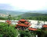 Thăm chùa Ba Vàng - điểm đến tâm linh ở xứ than