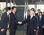 Tổng bí thư Nguyễn Phú Trọng  thăm tỉnh Kanagawa