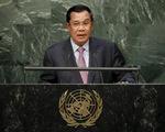 Campuchia bắt người đe dọathủ tướng trên facebook