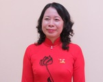 Bà Võ Thị Ánh Xuân giữ chức bí thư Tỉnh ủyAn Giang