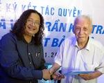 NXB Trẻ mua bản quyền tác phẩm Trần Kim Trắc 100 triệu đồng