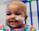 Em bé đầu tiên thoát ung thư máu nhờ chỉnh sửa gien