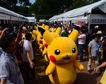 Xem clip Pikachu biểu diễn tại Lễ hội Nhật Bản