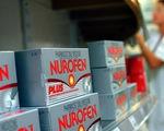 Úc yêu cầu Nurofen thu hồi thuốc giảm đau trên toàn quốc