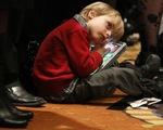Con bạn có phải nô lệ của công nghệ?