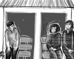 Ký sự pháp đình: Anh em và bức tường
