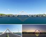 Cầu qua sông Hương: kiến trúc Nón lá được chọn quá xấu?