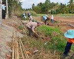 Hơn 4 tỉ đồng đầu tư cấp nước ngọt về vùng hạn mặn Trà Vinh