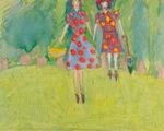 100 tranh vẽ từ trại diệt chủng củaĐức quốc xã