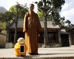 'Thầy chùa robot' gây sốt mạng Trung Quốc