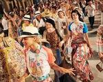 Chanel trình diễn thời trang ngay trên đường phố Cuba