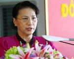 Bà Nguyễn Thị Kim Ngân hứa đưa Quốc hội gần dân hơn