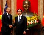 Obama đến Việt Nam: những hình ảnh đặc sắc