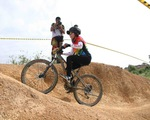 Xe đạp địa hình: Môn thể thao của đam mê