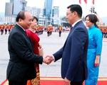 Thủ tướng Nguyễn Xuân Phúc hội kiến  Thủ tướng và Tổng thống Mông Cổ