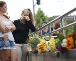 Xả súng ở Đức: Lấy hận thù đáp trả lòng nhân ái