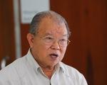 """""""Tâm thư"""" của giáo sư Võ Tòng Xuân gửi tân Bộ trưởng Bộ NN&PTNT"""