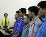 2 án tử hình cho đường dây mua bán hàng trăm ký ma túy