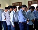 Cố ý làm trái, nguyên chủ tịch huyện Đông Hòa nhận 12 năm tù