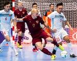 Thua Nga 0-7, Việt Nam chia tay World Cup Futsal 2016