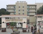 Bệnh viện Bạch Mai chưa tìm được chỗ giữ xe máy