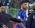 Điểm tin sáng 8-10:Pelle bị đuổi khỏi tuyển Ý vì vô lễ